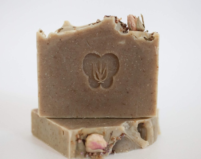Featured listing image: SECRET GARDEN - Cold Process Organic Soap - Avocado Butter