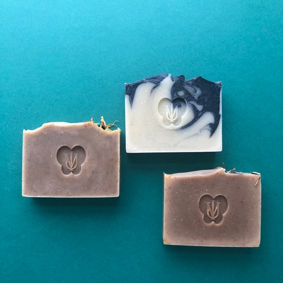 Stock Clearance - 3x Body Soap Set - Woody/Piney Scent