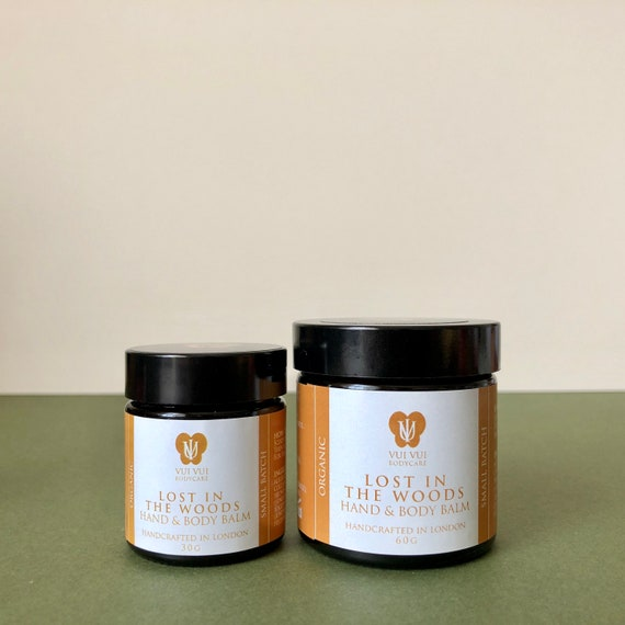 Luxurious & Organic Hydrating Hand/Body Balm