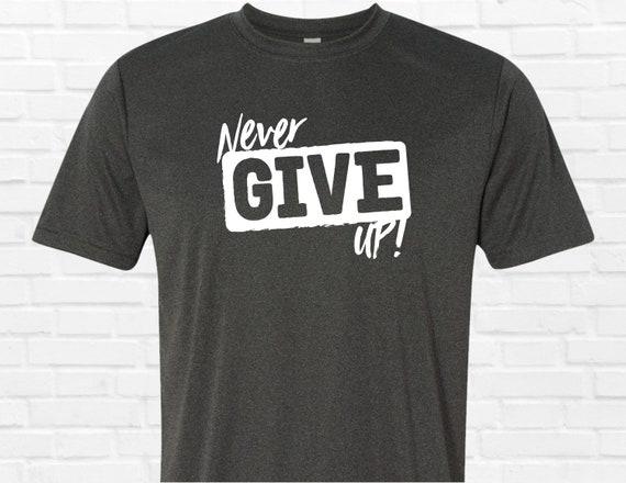 Fitness Shirt Designs | Custom T Shirts Performance Shirt With Custom Design Etsy