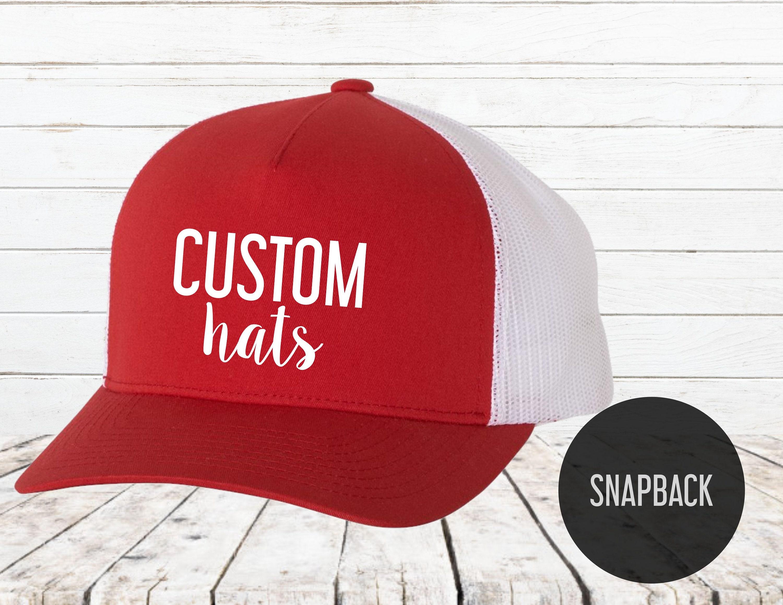 Snapback retro trucker hat Snapback cap Snapback hat  0428c14202a