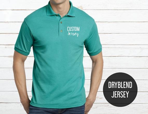 Custom Polo Custom Polo Shirt Custom Polo Shirt For Men Etsy