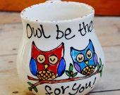 Personalised Owl Mug...