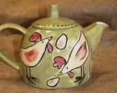 Country Kitchen Tea Pot...
