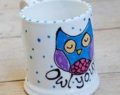 Owl Yours Mug