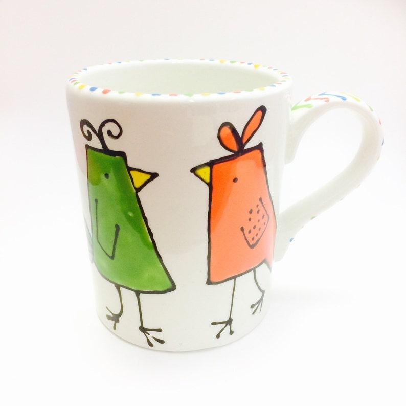 Bright Birds Mug image 0