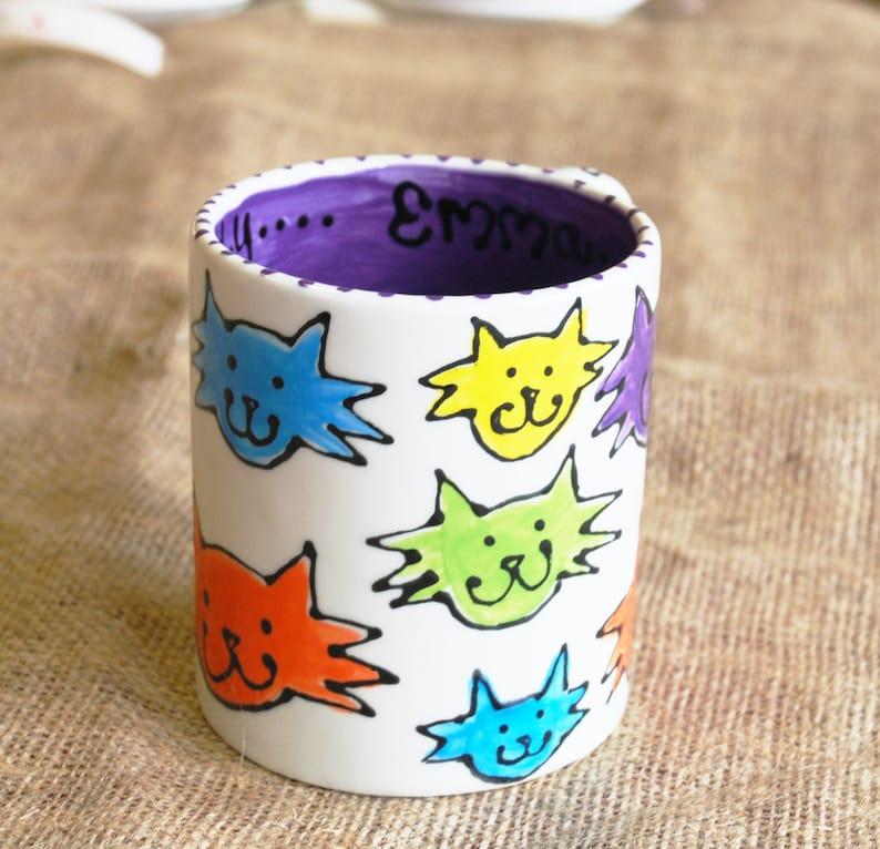 Crazy Cat Lady Mug image 0