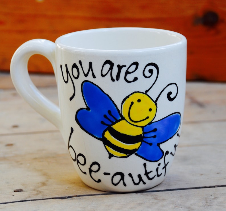 You are Bee-autiful Mug image 0