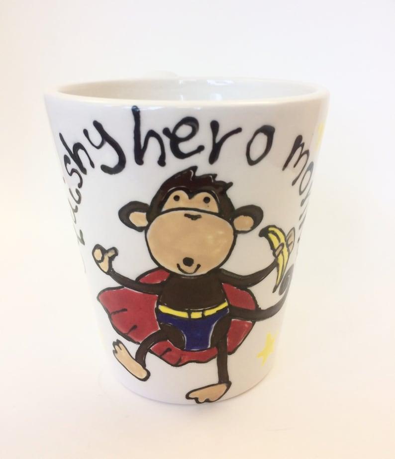 Monkey Design Mug image 0
