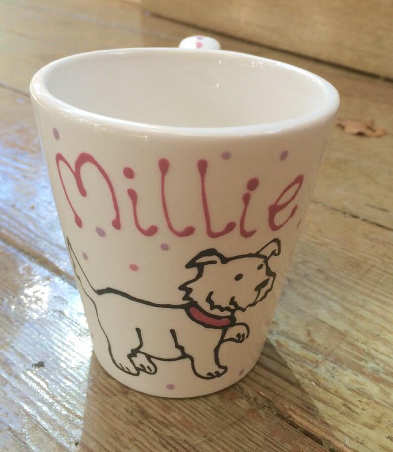 Personalised Dog Mug image 0