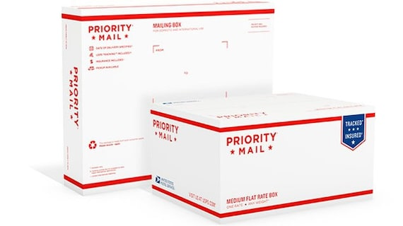 Priority Shipping (2 Day Business Delivery)