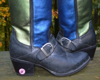 Size 9 ~ My new favorite Durango Boot all HAWKED UP!