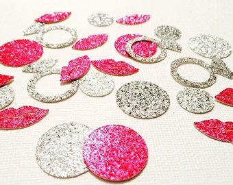 100 Piece Bachelorette Party Confetti!!