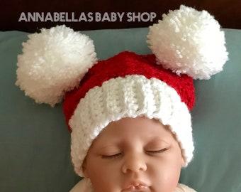 82651c6d324dd Kids santa hat
