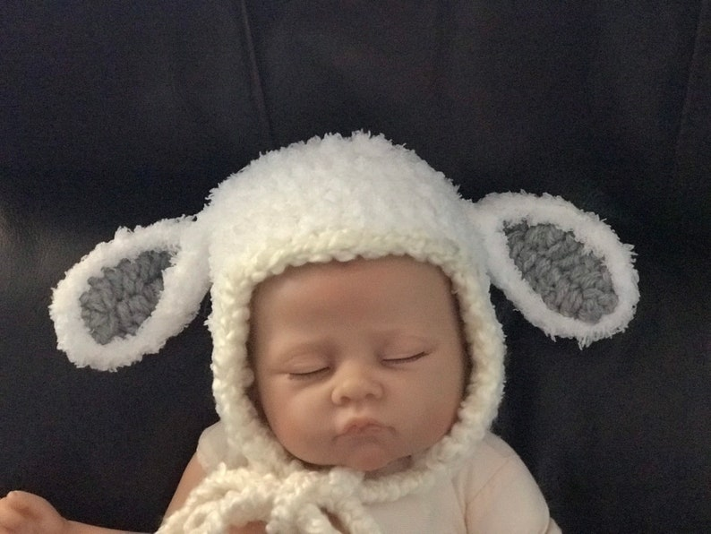 Baby Lamb Outfit