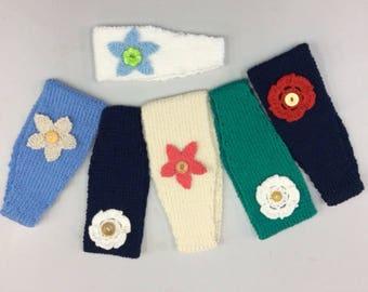 Knitted Headband/Ear Warmers