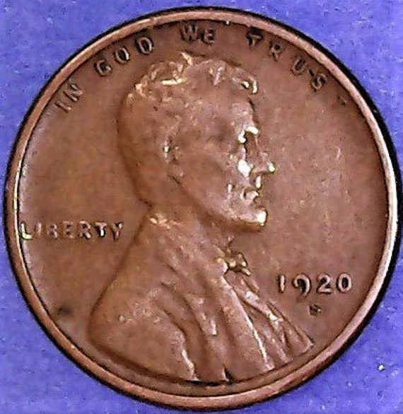 20/% off 5+ 1939 D Lincoln Wheat Penny