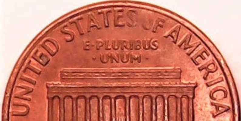 1974D LINCOLN MEMORIAL PENNY uncirculated coin from the Denver Mint Shipped  by 1st Class Mail w/tracking