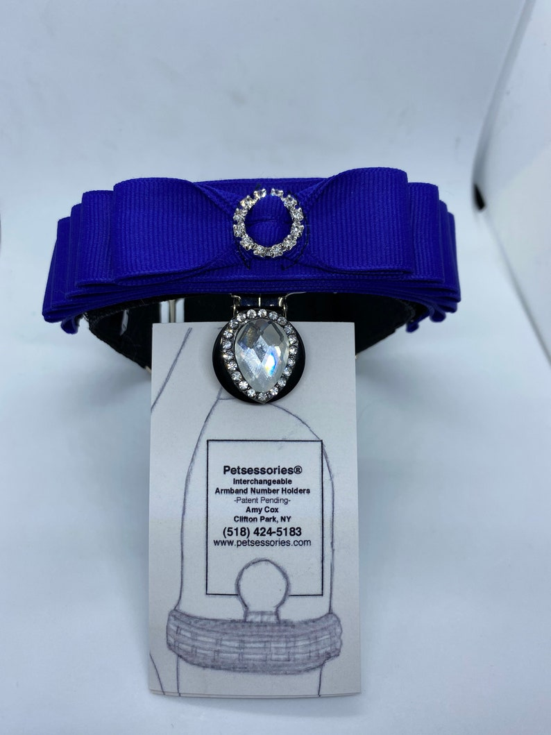 Petsessories® Interchangeable Armband with Bling Clip. image 0