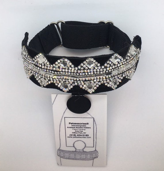 Petsessories Show Bait Bag with Interchangeable Bling Cover Sold Separately Pair with Petsessories Interchangeable Armbands