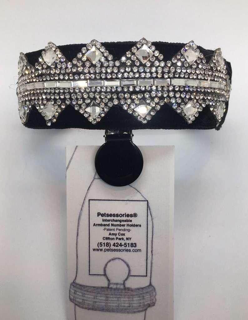 Petsessories® Bling Interchangeable Armband Cover Limited image 0