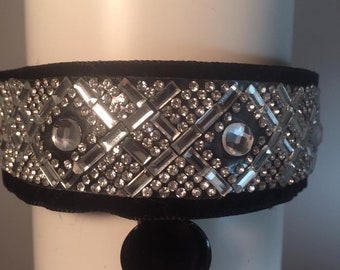 Petsessories® Interchangeable Armband Bling Covers.  Armband must be purchased in order to wear interchangeable covers.