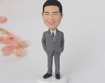 Custom Bobbleheads And Figurines With Your Looks