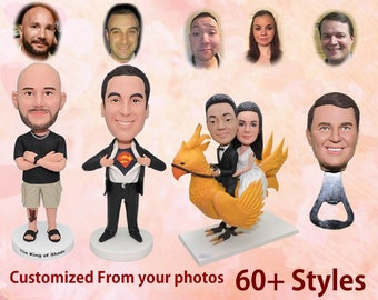 Custom Bobblehead Personalized Husband Gifts For Birthday Gift