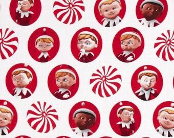 Variety of 2 Elf on the Shelf Fabrics* Stethoscope Cover Medical Nursing RN CNA Pediatric Doctor Surgical Hospital Scrunchy cover