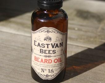 Beard Oil #18 (Birch, Juniper, Frankincense)