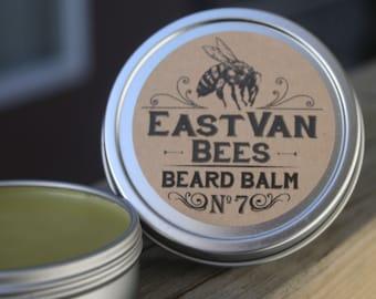 Beard Balm #7 (Cedarwood, Bergamot, Frankincense)