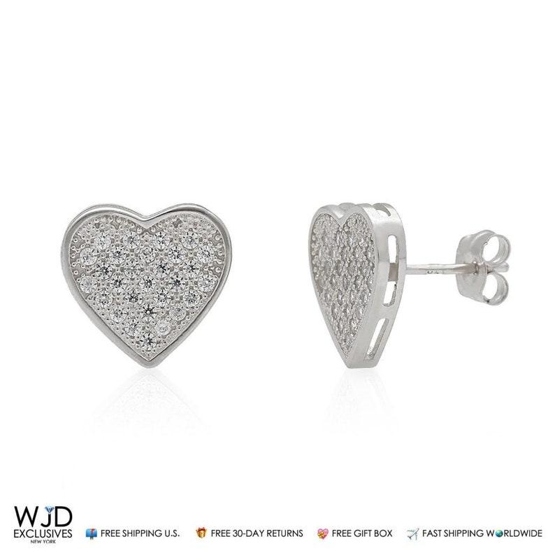 Cluster Flower Style Pendant 0.80 TCW Round D//VVS1 Diamond 14k White Gold Over