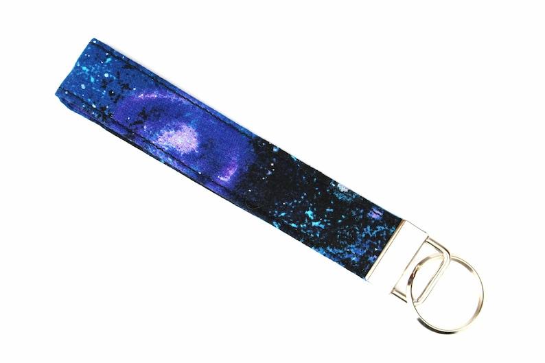 Galaxy Key Fob Space Key Fob Science Keychain Outer Space Key Fob Science Key Fob Galaxy Keychain Astrological Key Fob Space Keychain