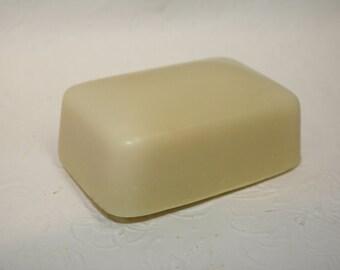 Soap Cream and Avocado, Handmade handmade 100% natural soap,Cold process Natural Handmade Soap, moisturizing soap, sensitive skin, baby