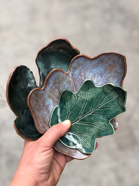 A Handful of Leaves