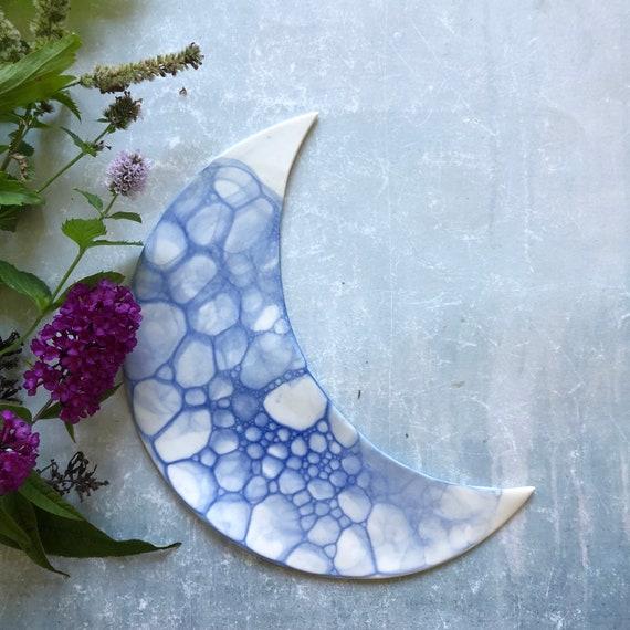 Mermaid series porcelain moon second sorting
