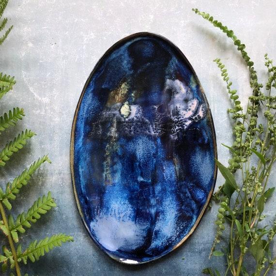 Stoneware Painters Platter