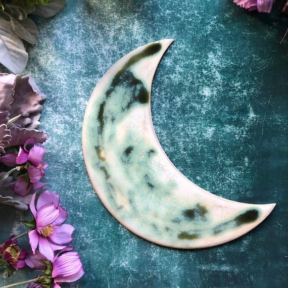 stoneware moon