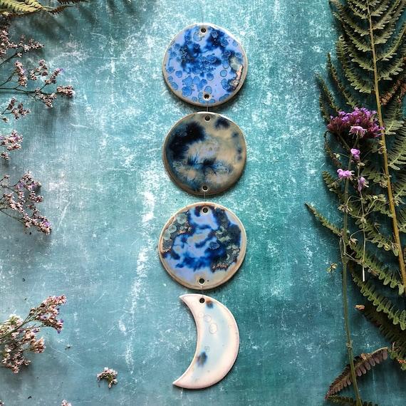 Stoneware moonphase