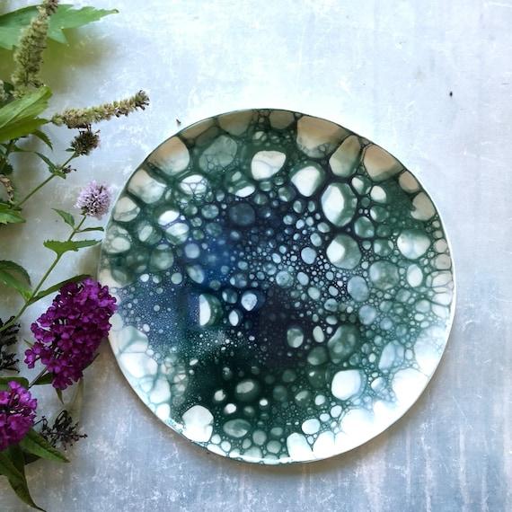 Mermaid series plate/platter