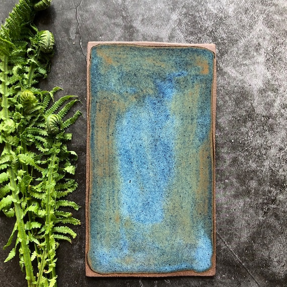 Handmade ceramic Plate Cheese Board Danish Design