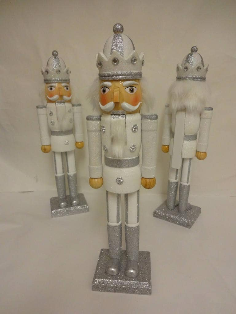 Vintage Wooden Nutcracker Doll 15 38cm Nutcracker Doll Toy