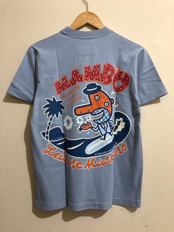 Vintage Mambo Australia T-Shirt