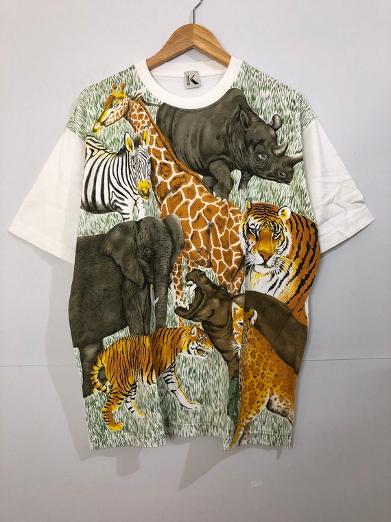 KRIZIA CORAL POLO 90s t-shirt Krizia T-shirt Vintage t-shirt Coral T-shirt Vintage Krizia Krizia Vintage