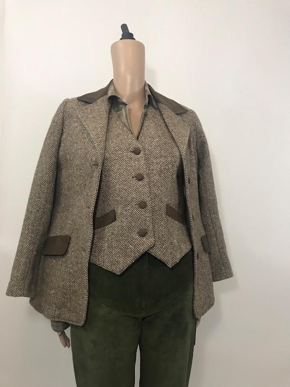 Waistcoat & Jacket Set