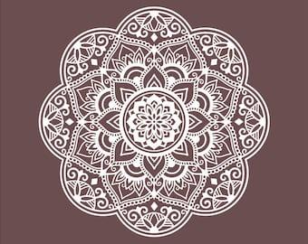 Mandala Clipart Mandala Tattoo Design Mandala Iron on | Etsy