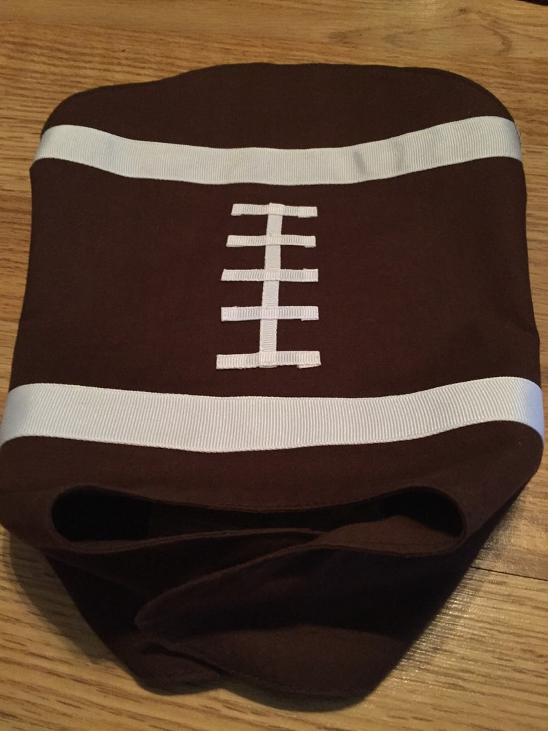 Doggie Football Outfit