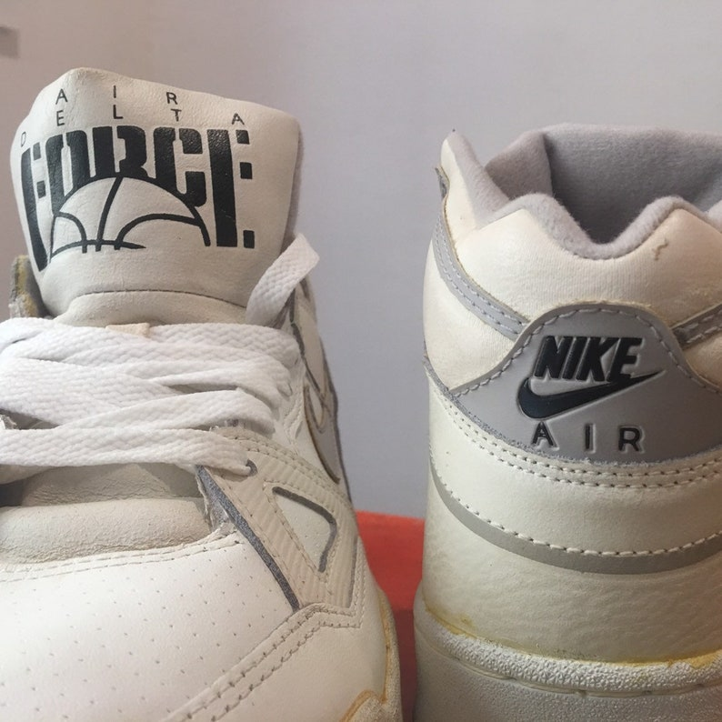 Vtg Nike Delta Force 34 US 8,5 deadstock
