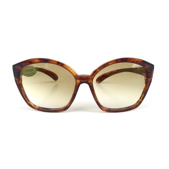 Vintage women Lozza sunglasses deadstock