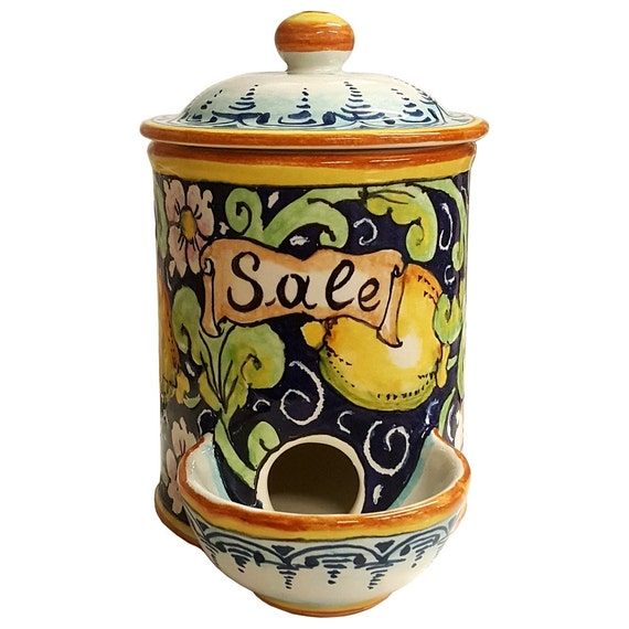 Is Hand Painted Kitchenware Art Pottery